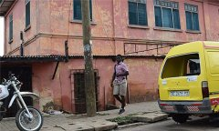 """加纳:十年老店美国""""大使馆"""",竟然是山寨的?"""