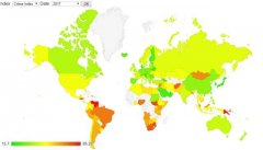 全球最悲惨和最危险的国家名单已出炉,