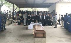 <strong>赞比亚侨界为遇害同胞举行追悼会,将同心协力缉拿凶手</strong>
