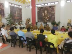 博茨瓦纳中华佛教协会2017年年会圆满举行