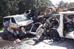 近两周内,肯尼亚交通事故夺去150人生命