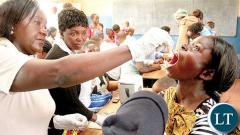 <strong>赞比亚霍乱疫情防控取得进展 新增病例</strong>