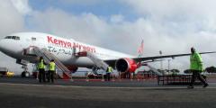 <strong>肯尼亚航空公司将开通东非到美国最短航线</strong>