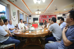 <strong>坦和平统一促进会会长换届选举 冯振宇出任新会长</strong>