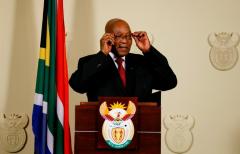 <strong>【突发】南非总统祖马下台:十年轮回</strong>