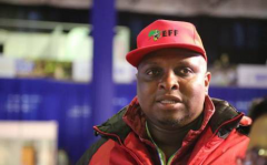 <strong>一言不合便出手:南非反对党副主席对记</strong>