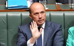 <strong>澳内政部长推进南非白人移民速签计划</strong>