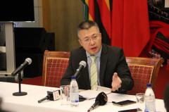 津巴布韦总统开启访华日程