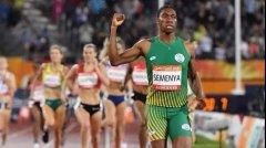 <strong>南非最Man女运动员再创辉煌,引发新一</strong>