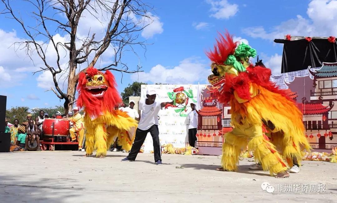 震撼!第四届利文斯顿国际文化艺术节隆重开幕,中国元素放异彩!