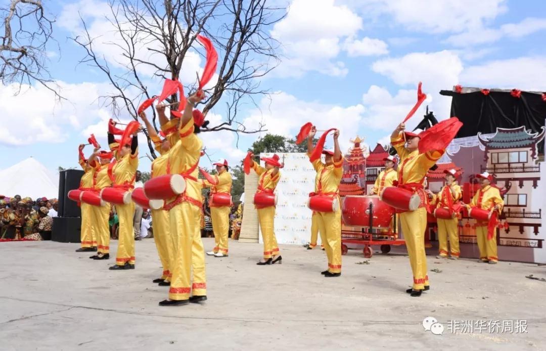震撼!第四届利文斯顿国际文化艺术节隆重开幕,中国元素放异彩!!