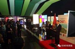 <strong>安哥拉首届中国电影周在罗安达揭幕</strong>