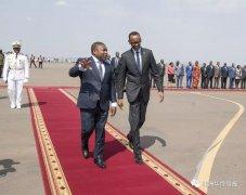 <strong>除中国外,还有两个国家的领导人将对这个东非小国进行</strong>