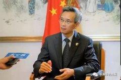 <strong>中国驻南非大使林松添就中南关系和金砖约堡峰会接受央</strong>