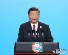 "<strong>【中非合作论坛】习近平:中国支持非洲国家参与共建""</strong>"
