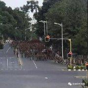 "<strong>数百军人持枪抗议,埃塞俄比亚总理奉上""神操作""……</strong>"