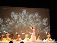 七彩民族风,浓浓中华情――云南玉溪文化艺术团在纳米