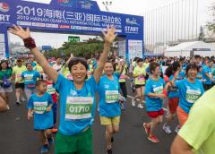 中国马拉松赛事数量创