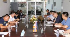 陕汽集团董事长参访赞比亚经销商
