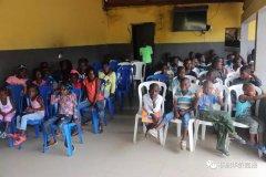 安哥拉中华妇女联合会持续关注孤儿院