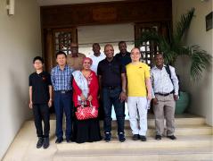 中国援助血吸虫病防治项目经验交流会在桑给巴尔召开