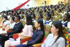 <strong>中国驻加纳大使王世廷</strong>