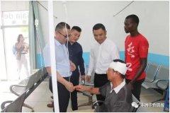 安哥拉一名浙商今晨被劫受伤,浙江总商会积极协助善后