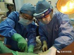 坚守——援塞产科专家再次成功救治非洲产妇