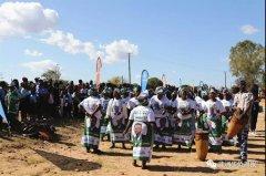 """中国援助的赞比亚""""万村通""""项目顺利竣工"""